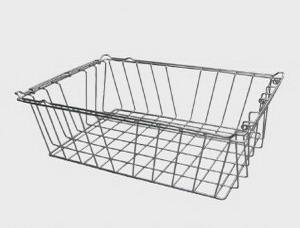 Standard equipment loading the basket