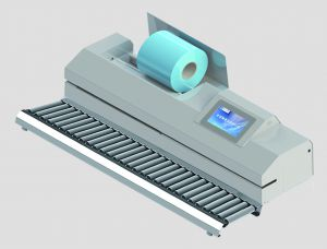 MY102-D Type Cutting- sealing double line printing machine