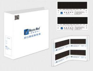 Special save folder for sealing test
