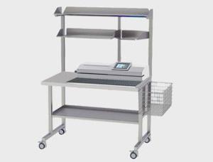 Standard sealing working platform